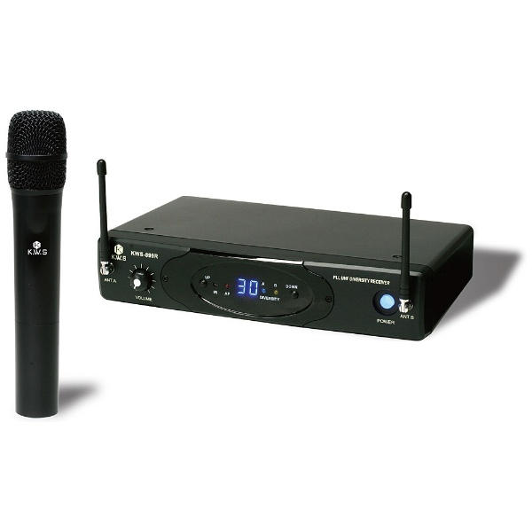 【送料無料】 キクタニ ハンドヘルド型ワイヤレスシステム KWS-899H/H