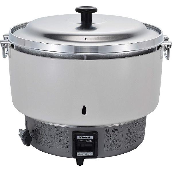 【送料無料】 リンナイ 【プロパンガス用】 業務用炊飯器 5升タイプ RR50S1