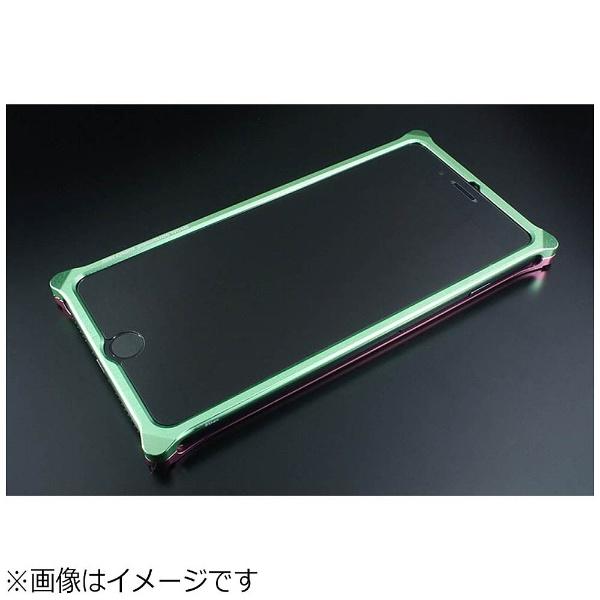 【送料無料】 GILDDESIGN iPhone 7 Plus用 Solid Bumper -EVANGELION Limited- MARI MODEL 42121 GIEV-282MARI