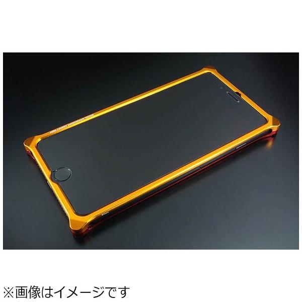 【送料無料】 GILDDESIGN iPhone 7 Plus用 Solid Bumper -EVANGELION Limited- エヴァンゲリオン2号機 42118 GIEV-282GRT