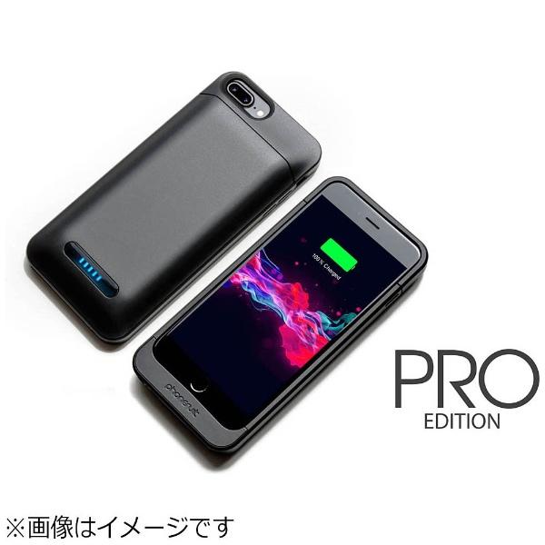 【送料無料】 PHONESUIT iPhone 7 Plus用 Elite PRO 4200mAh 大容量バッテリー内蔵ケース ブラック MFi認証  PS-ELITE-IP7PLPRO-BLK