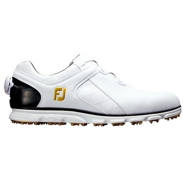 【送料無料】 フットジョイ メンズ スパイクレス ゴルフシューズ FJ PRO/SL Boa(27.0cm/ホワイト×ブラック)#56846