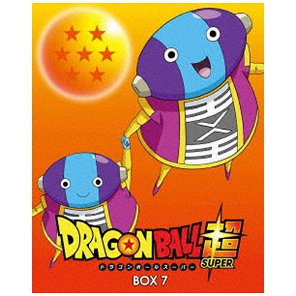 【送料無料】 ハピネット ドラゴンボール超 Blu-ray BOX7 【ブルーレイ ソフト】