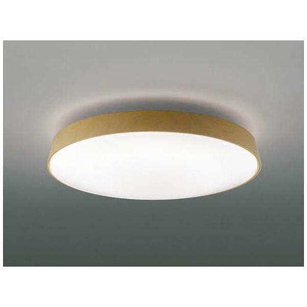 【送料無料】 コイズミ KOIZUMI リモコン付LEDシーリングライト 「TAVOLETTA」(~12畳) AH42838L 調光・調色(昼光色~電球色)[AH42838L]