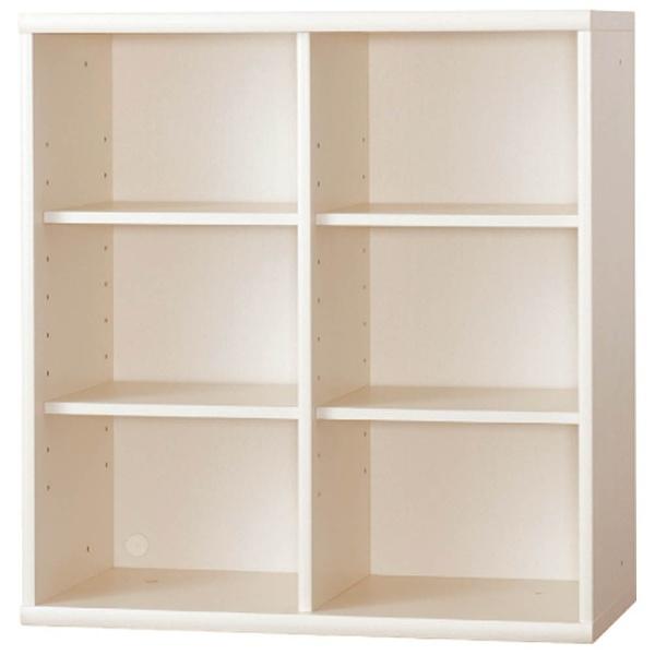 【送料無料】 小島工芸 本棚 OF-90オープンホワイト