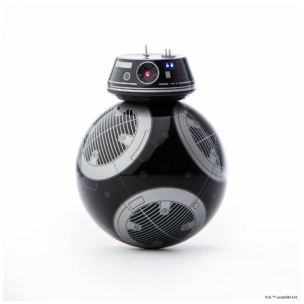【送料無料】 SPHERO BB-9E App-Enabled Droid with Trainer [VD01JPN] 〔ドロイド: iOS/Android対応〕[s-ksale]