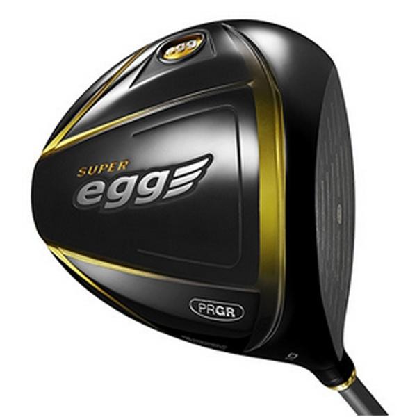 【送料無料】 プロギア ドライバー SUPER egg ドライバー LONG-SPEC/高反発モデル 11.0°《新・金エッグドライバーシャフト M-35》R2