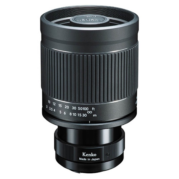 【送料無料】 ケンコー カメラレンズ ミラーレンズ 400mm F8 N II ニコン1 KF-M400N1 N II【ニコン1マウント】[KFM400N1N2]