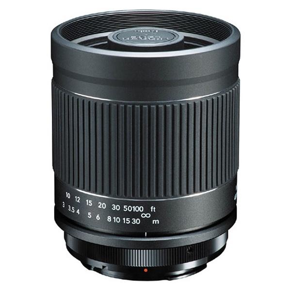 【送料無料】 ケンコー カメラレンズ ミラーレンズ 400mm F8 N II ニコンF KF-M400F N II【ニコンFマウント】[KFM400FN2]
