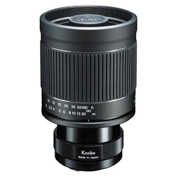 【送料無料】 ケンコー カメラレンズ ミラーレンズ 400mm F8 N II フジX KF-M400FX N II【FUJIFILM Xマウント】[KFM400FXN2]