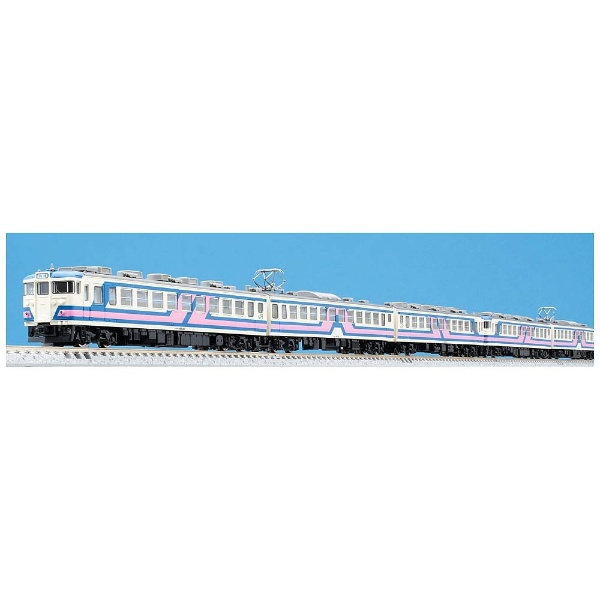 【送料無料】 トミーテック 【Nゲージ】92774 JR 165系電車(モントレー・シールドビーム)セット(6両)