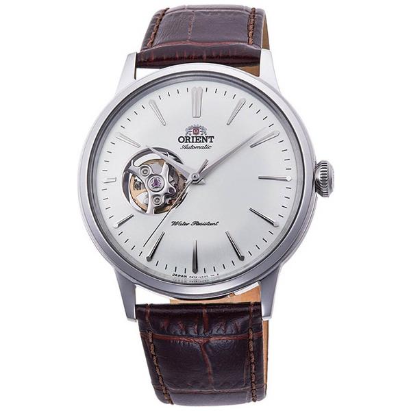 【送料無料】 オリエント時計 オリエント(Orient)クラシック 「セミスケルトン」 RN-AG0005S