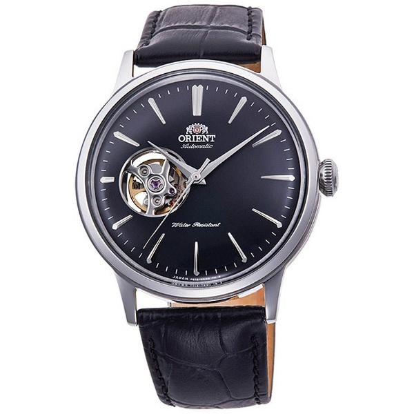 【送料無料】 オリエント時計 オリエント(Orient)クラシック 「セミスケルトン」 RN-AG0007B