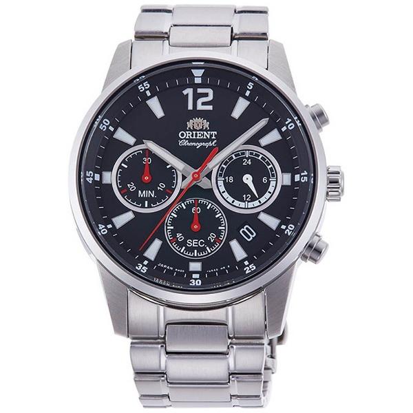 【送料無料】 オリエント時計 オリエント(Orient)スポーティ 「クロノグラフ」 RN-KV0001B