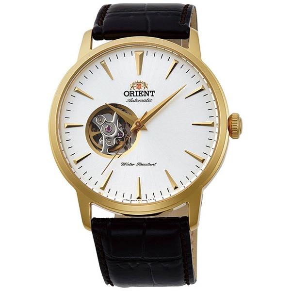 【送料無料】 オリエント時計 オリエント(Orient)スタンダード 「セミスケルトン」 RN-AG0012S