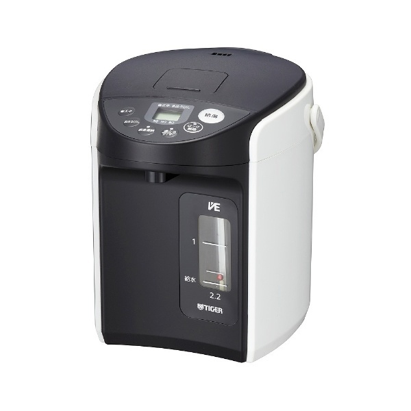 【送料無料】 タイガー 電動給湯式電気ポット (2.2L) PIQ-A220-W