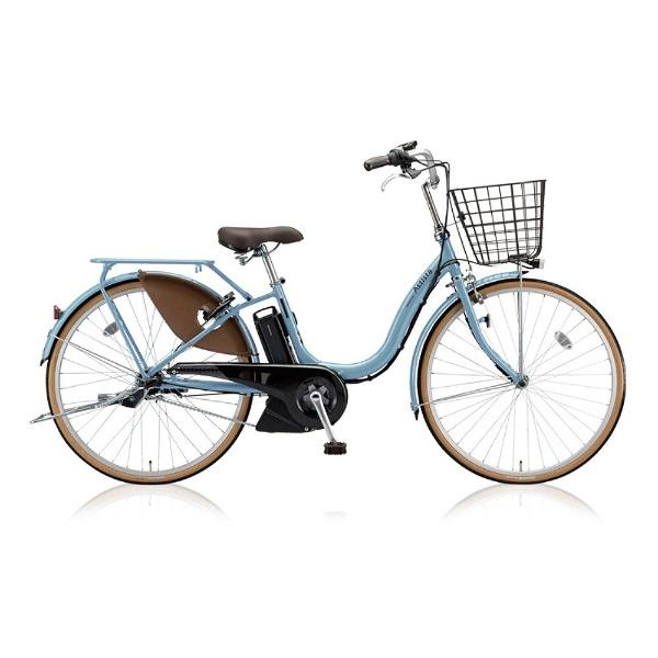 【送料無料】 ブリヂストン 26型 電動アシスト自転車 アシスタファイン(E.Xマリノブルー/内装3段変速) A6FC18【2018年モデル】【組立商品につき返品不可】 【代金引換配送不可】
