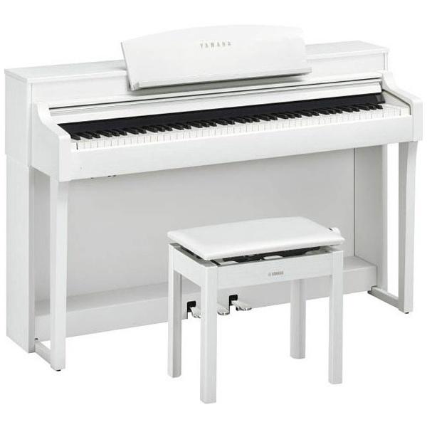 【標準設置費込み】 ヤマハ YAMAHA CSP-150WH 電子ピアノ Clavinova(クラビノーバ) ホワイトウッド調 [88鍵盤]