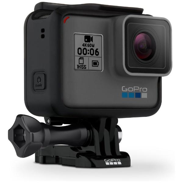 【送料無料】 GOPRO HERO6 マイクロSD対応 4Kムービー 4Kムービー ウェアラブルカメラ GoPro(ゴープロ) Black HERO6 Black ブラックエディション CHDHX-601-FW[CHDHX601FW][c-ksale], Shift_scissors:8b9b6839 --- itxassou.fr