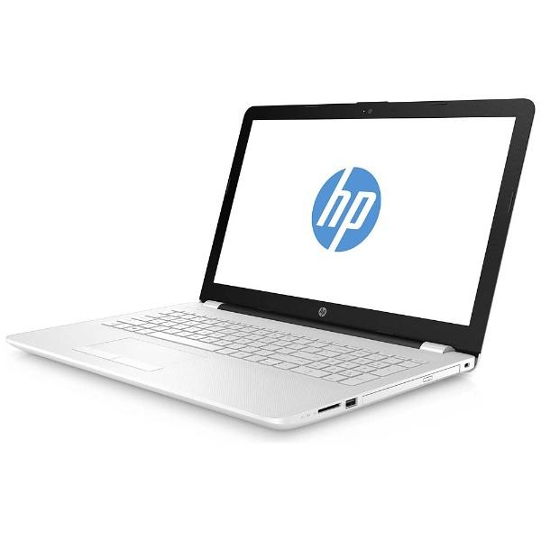 【送料無料】 HP ヒューレット・パッカード 15.6型ノートPC[Win10・Celeron・HDD 500GB・メモリ 4GB] HP 15-bs005TU 2DN43PA-AAAA(2017年秋モデル)[2DN43PAAAAA]