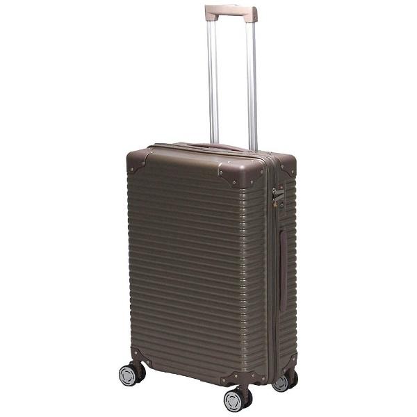 【送料無料】 シフレ TSAロック搭載スーツケース TRI2064-61 マットゴールド 【メーカー直送・代金引換不可・時間指定・返品不可】