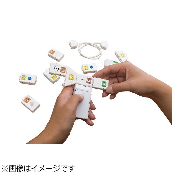 【送料無料】 イーケイジャパン PIECE ピース [ZZ-01]〔プログラミング学習〕【STEM教育】