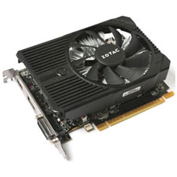 【送料無料】 ZOTAC GeForce GTX 1050 Ti 4GB Mini (ZTGTX1050TI-4GD5MINI001/ZT-P10510A-10L)