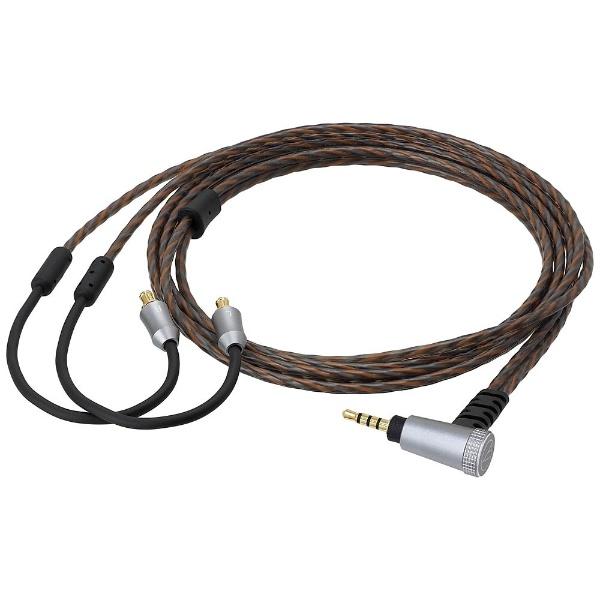 【送料無料】 オーディオテクニカ ヘッドホン用着脱ケーブル HDC312A/1.2[HDC312A12]
