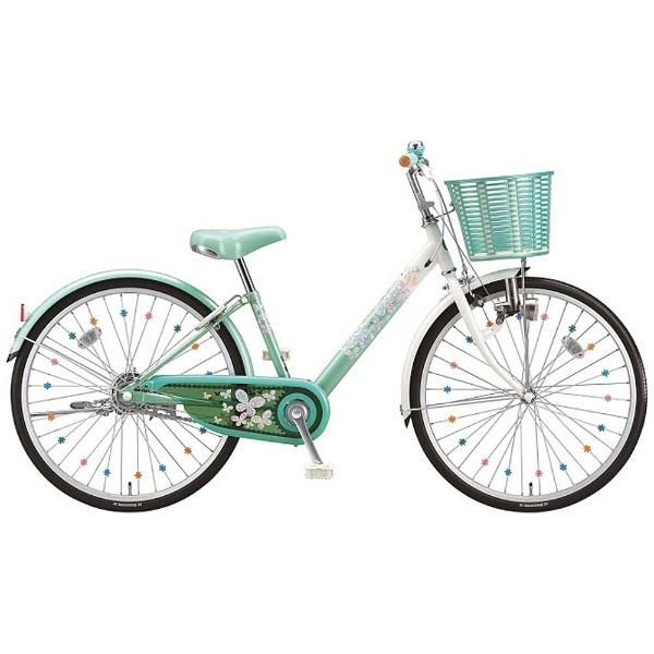 【送料無料】 ブリヂストン 22型 子供用自転車 エコパル(ミント/シングル) EP20【2018年モデル】【組立商品につき返品不可】 【代金引換配送不可】