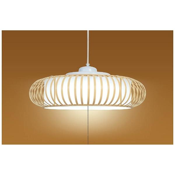 【送料無料】 NECライティング LED和風ペンダントライト (~12畳) HCDD1256 昼光色[HCDD1256]