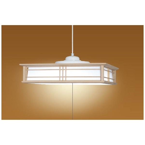 【送料無料】 NECライティング LED和風ペンダントライト (~12畳) HCDD1250 昼光色[HCDD1250]