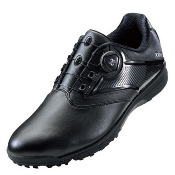 【送料無料】 アシックス メンズ ゴルフシューズ GEL-TUSK 2 Boa(24.5cm/ブラック×ブラック)TGN921