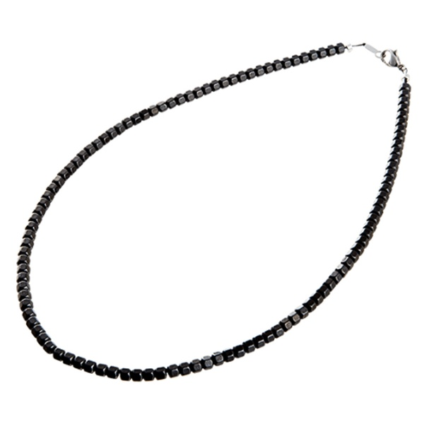 【送料無料】 コラントッテ コラントッテ ネックレス LUCE(ブラック/M:43cm)