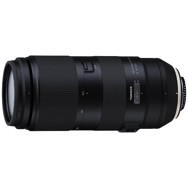 【送料無料】 タムロン カメラレンズ 100-400mm F/4.5-6.3 Di VC USD(Model A035)【ニコンFマウント】[A035N_100_400DI_VC_U]
