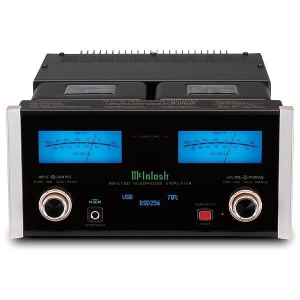 【送料無料】 MCINTOSH ヘッドフォンアンプ MHA150