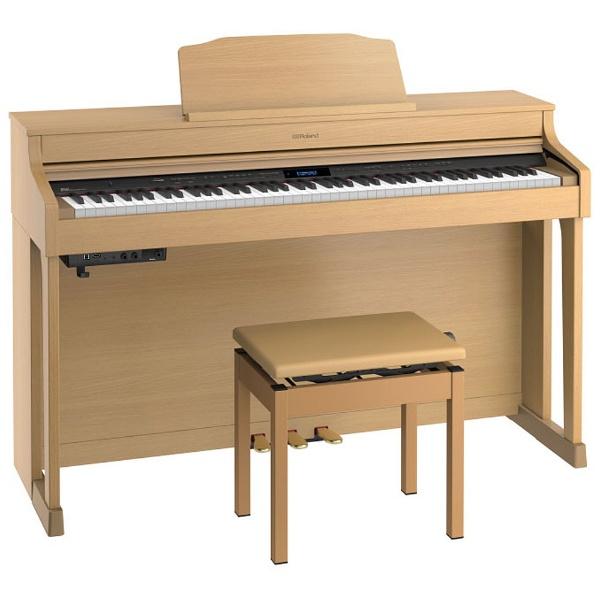 【標準設置費込み】 ローランド HP603-ANBS 電子ピアノ ナチュラルビーチ調仕上げ [88鍵盤]