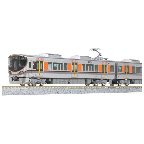 【送料無料】 KATO 【Nゲージ】10-1465 323系 大阪環状線 基本セット(4両)