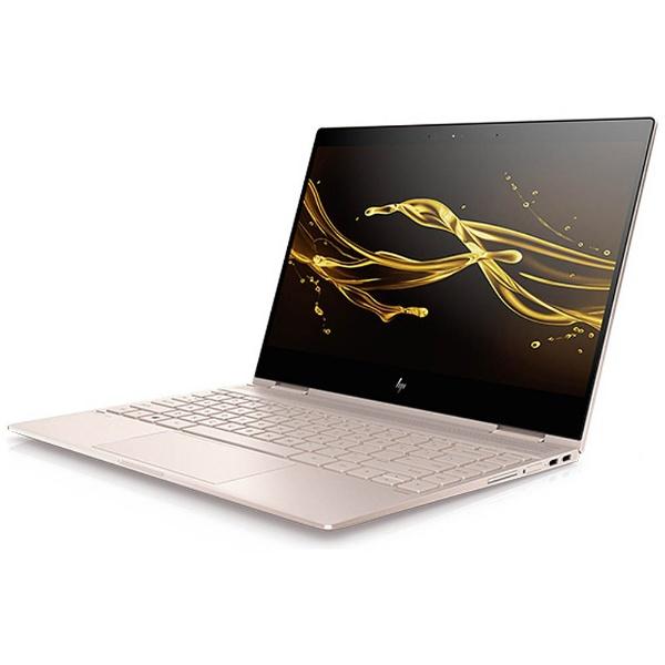 【送料無料】 HP ヒューレット・パッカード 13.3型ノートPC[Win10 Home・Core i5・SSD 256GB・メモリ 8GB]HP Spectre x360 13-ae071TU ペールローズゴールド 3AV01PA-AAAA[3AV01PAAAAA]