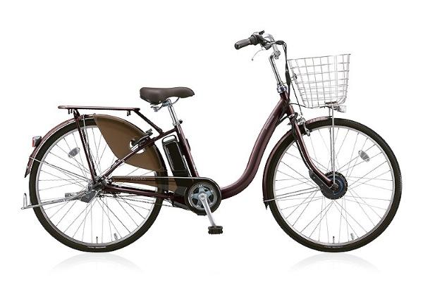 【送料無料】 ブリヂストン 26型 電動アシスト自転車 フロンティアロイヤル(F.Xカラメルブラウン/内装3段変速) F6RB48【2018年モデル】【組立商品につき返品不可】 【代金引換配送不可】