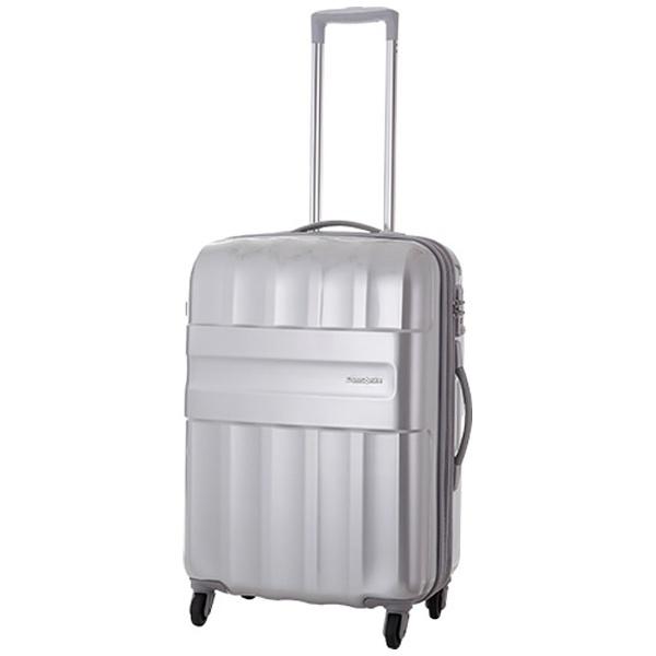 【送料無料】 サムソナイト TSAロック搭載スーツケース Aremt(63L)S43*002 アルミ 【メーカー直送・代金引換不可・時間指定・返品不可】