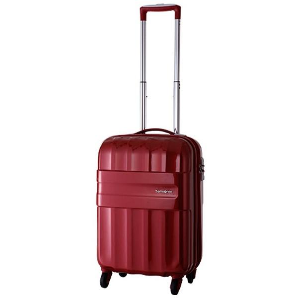 【送料無料】 サムソナイト TSAロック搭載スーツケース Aremt(37L)S43*001 ワイン