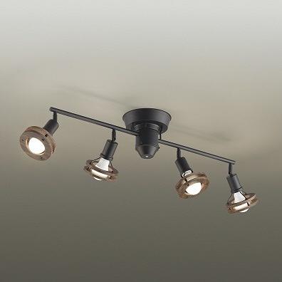 【送料無料】 大光電機 リモコン付LEDシーリングライト ブラック (~4.5畳) DXL-82314 電球色 【ビックカメラグループオリジナル】[DXL82314]