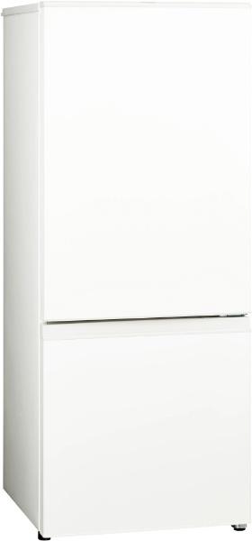 【標準設置費込み】 AQUA アクア 【1000円OFFクーポン 11/12 10:00~11/23 09:59】AQR-18G(W) 冷蔵庫 ミルク [2ドア /右開きタイプ /184L][AQR18G_W] [一人暮らし 単身 単身赴任 新生活 家電]