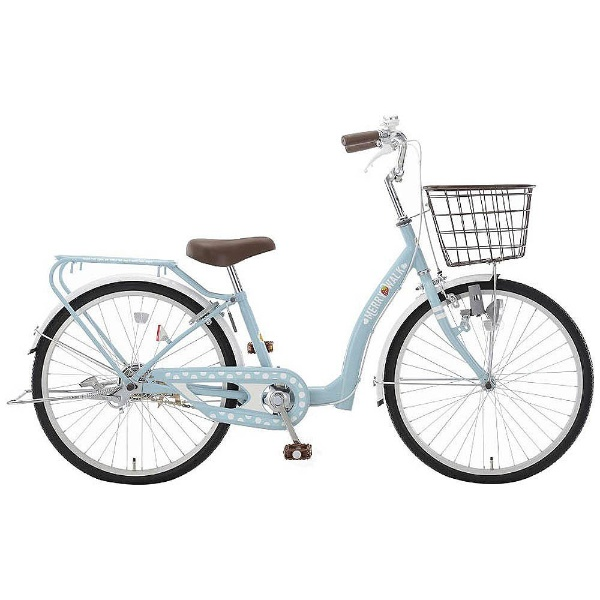 【送料無料】 アサヒサイクル 20型 子供用自転車 メリーウォーク20(ブルーグレー/シングルシフト) CWJ20【2018年モデル】【組立商品につき返品不可】 【代金引換配送不可】【メーカー直送・代金引換不可・時間指定・返品不可】