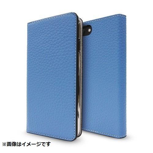 【送料無料】 FOX iPhone 8 Plus用 レザーケースLeather Folio Case ブルー LORNA PASSONI CP-AP-PH7P-7303