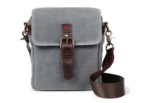 【送料無料】 ライカ ONA Bag for Leica Bond Street(キャンバススモーク)