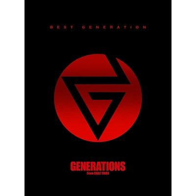 【送料無料】 エイベックス・エンタテインメント GENERATIONS from EXILE TRIBE/BEST GENERATION 豪華盤(2CD+3Blu-ray)【CD】