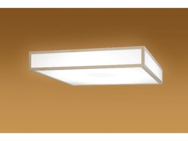 【送料無料】 NECライティング リモコン付LED和風シーリングライト (~12畳) HLDCD12105 調光・調色(昼光色~電球色)[HLDCD12105]