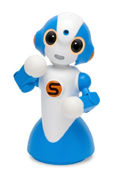 【送料無料】 NTT東日本 Sota(水色) VS-ST001-LB [対話ロボット]