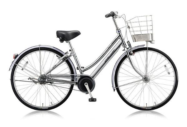 【送料無料】 ブリヂストン 27型 自転車 アルベルトロイヤル L型(M.スパークシルバー/内装5段変速) ARL75 【2018年モデル】【組立商品につき返品不可】 【代金引換配送不可】
